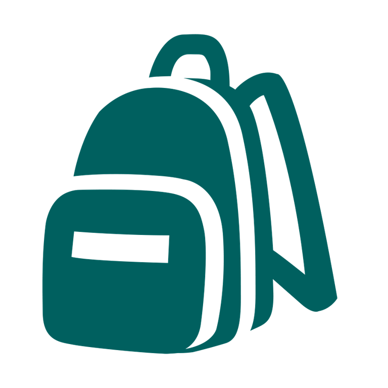 Save your hikes using your My Backpack