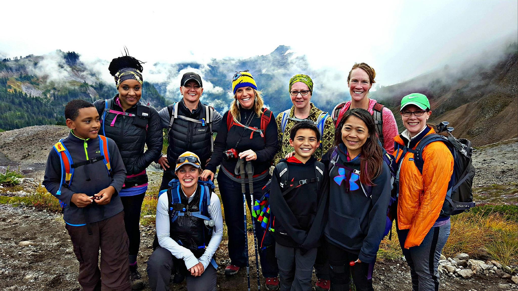 Trail Family by Kara Hollenbeck