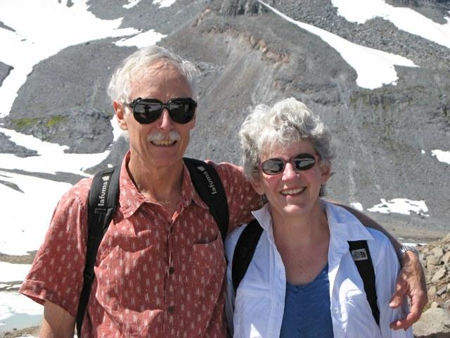 Craig McKibben and Sarah Merner