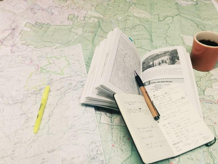 map loop planning