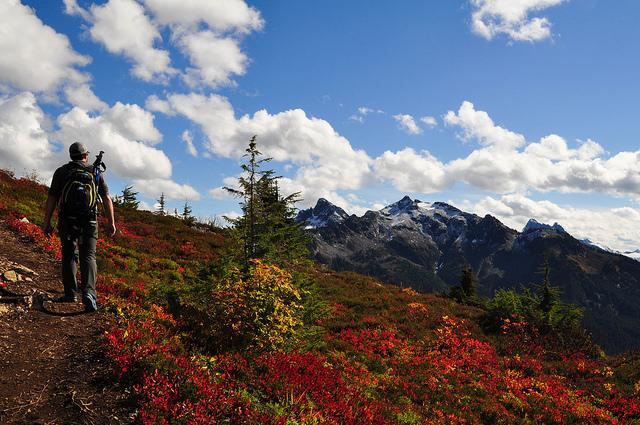 Welcoming Fall on the trail. Photo by Jessica Alvarado-Lepine.jpg