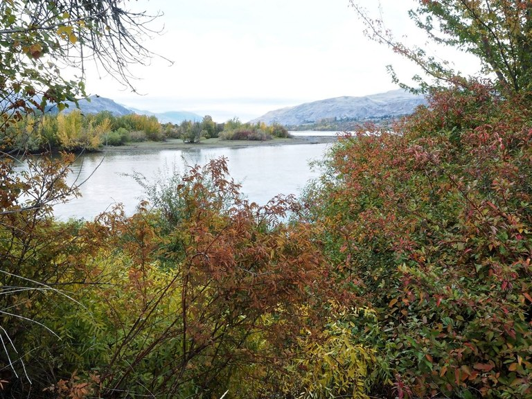 Confluence of the Wenatchee and Columbia Rivers. Photo by Bob and Barb..jpeg