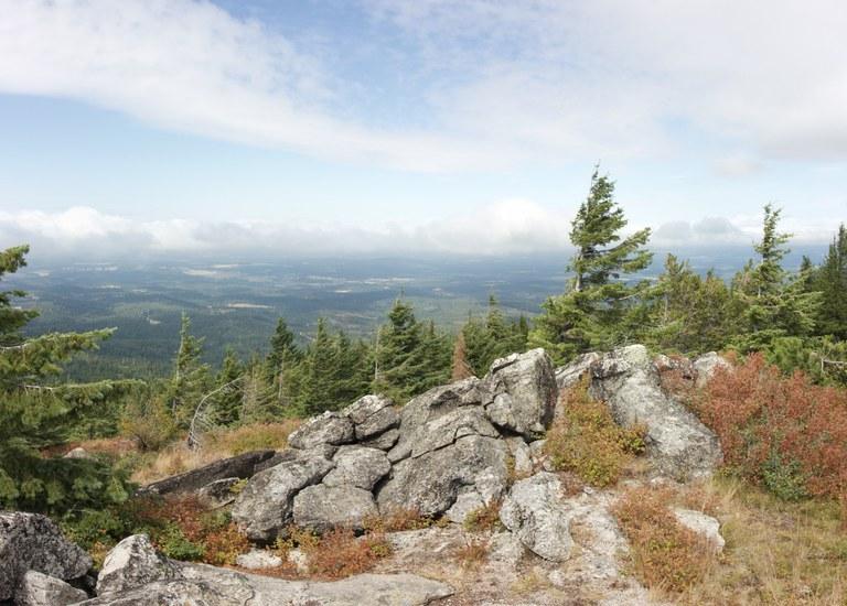 Mount Spokane Views. Photo by Stacey McClain.