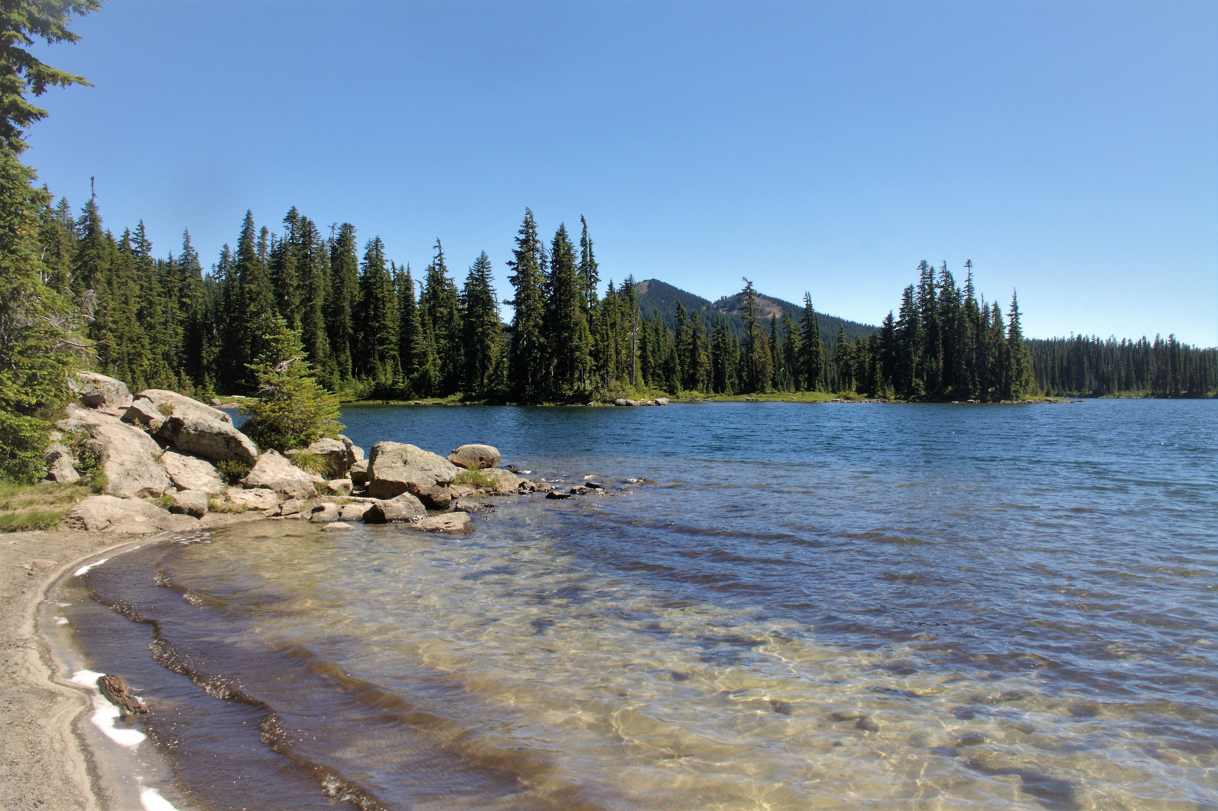 Twin Sisters Lakes