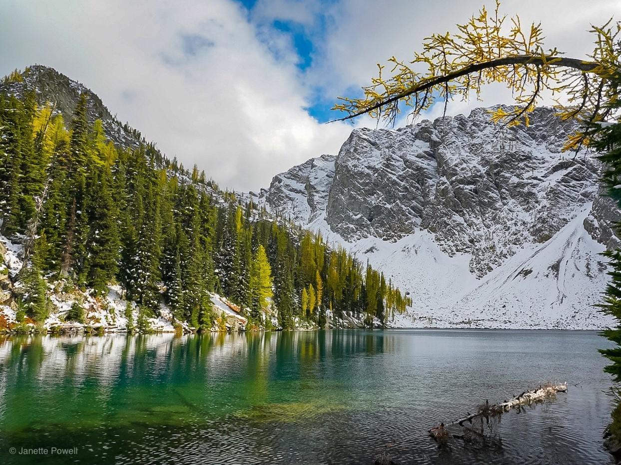 Blue Lake. Photo by Janette Powell..jpeg