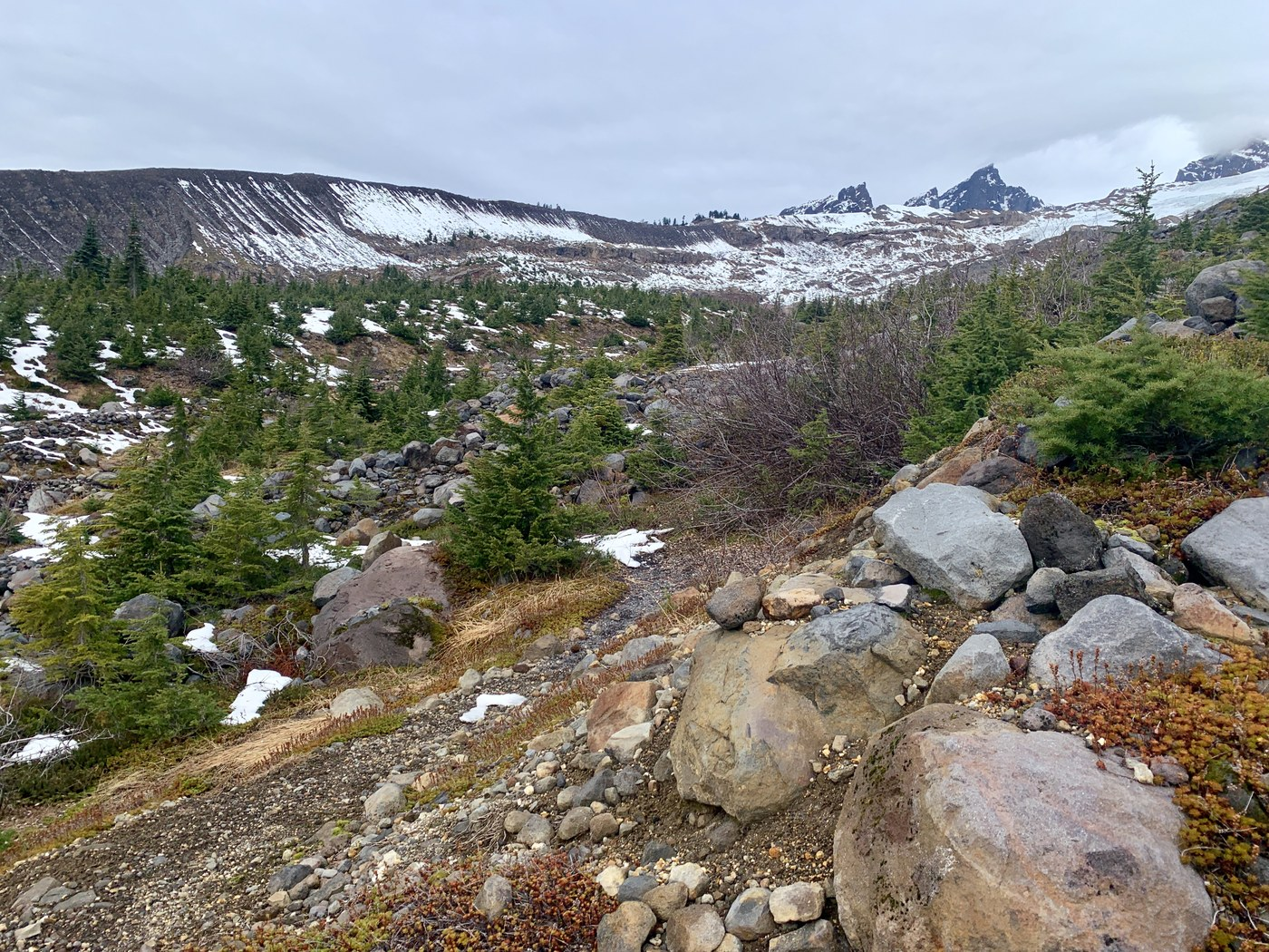 Scott Paul Trail. Photo by calixtomoon.
