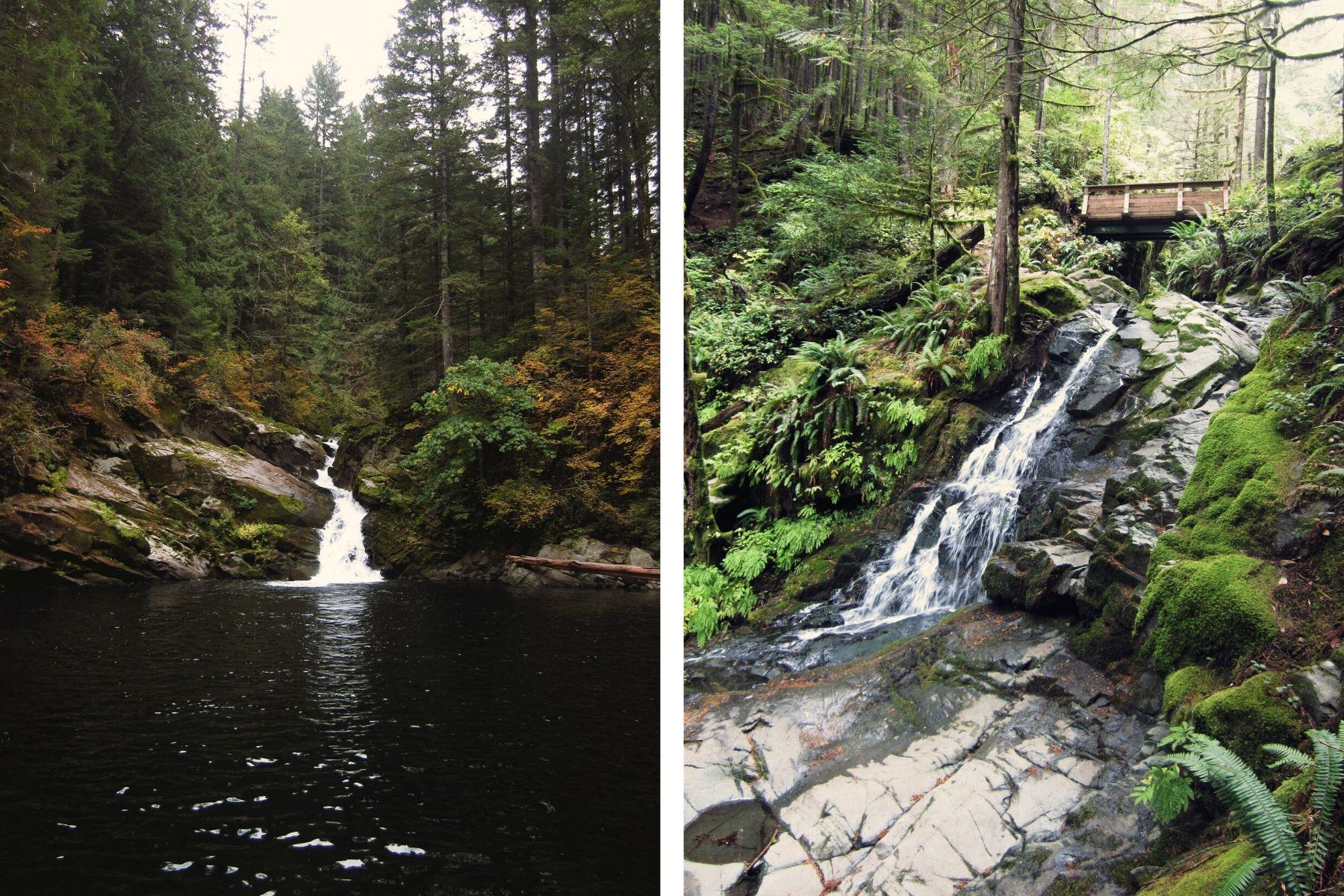 Horseshoe and Chinook Creek Falls. Photo by NatalieH.jpg