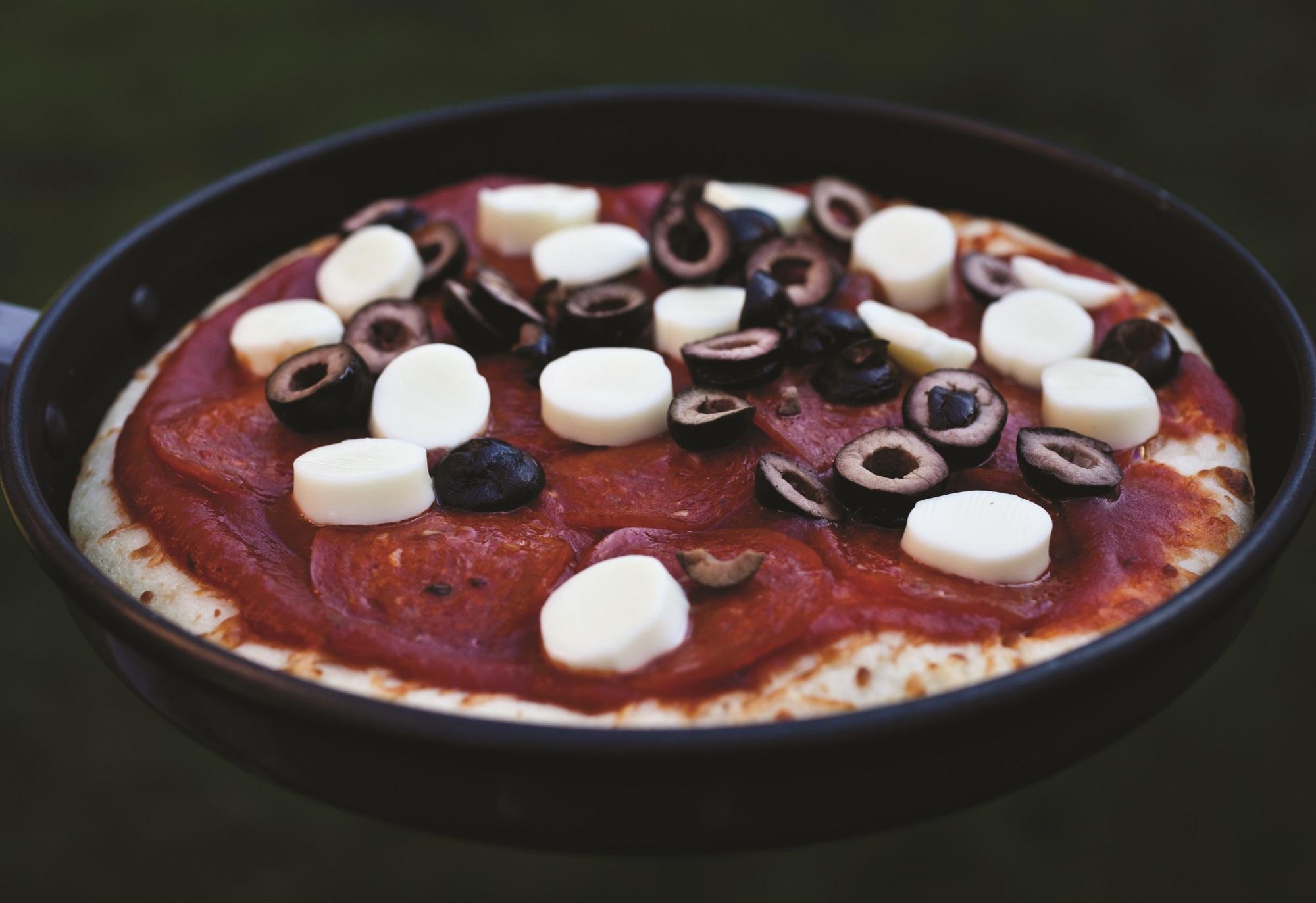 Pizza by Kirk Kirkconnell