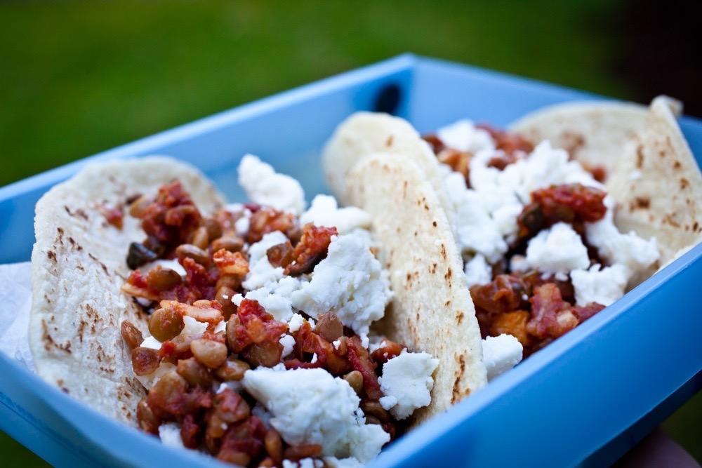 Lentil Tacos by Kirk Kirkconnell