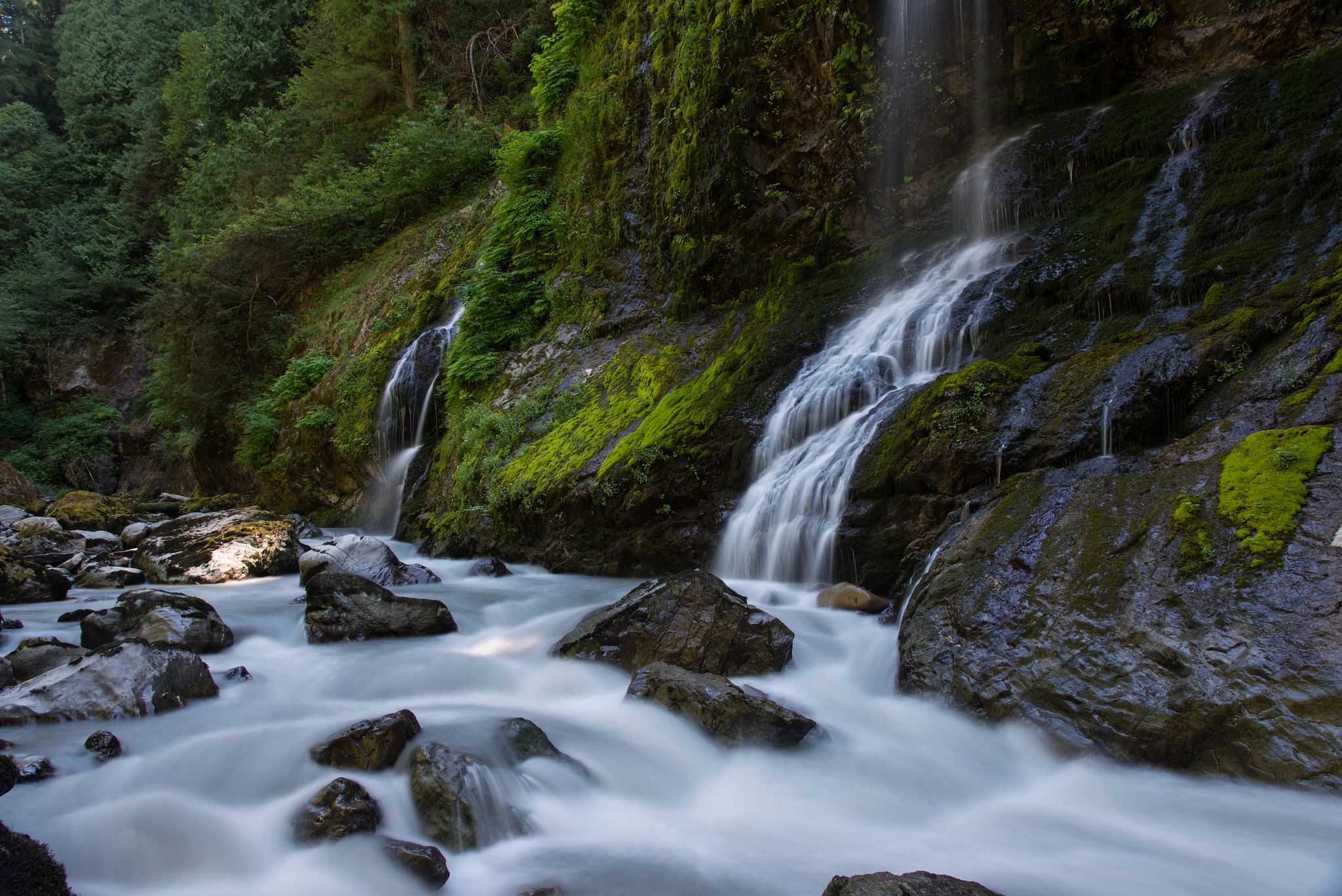 Tips for Photographing Waterfalls — Washington Trails Association