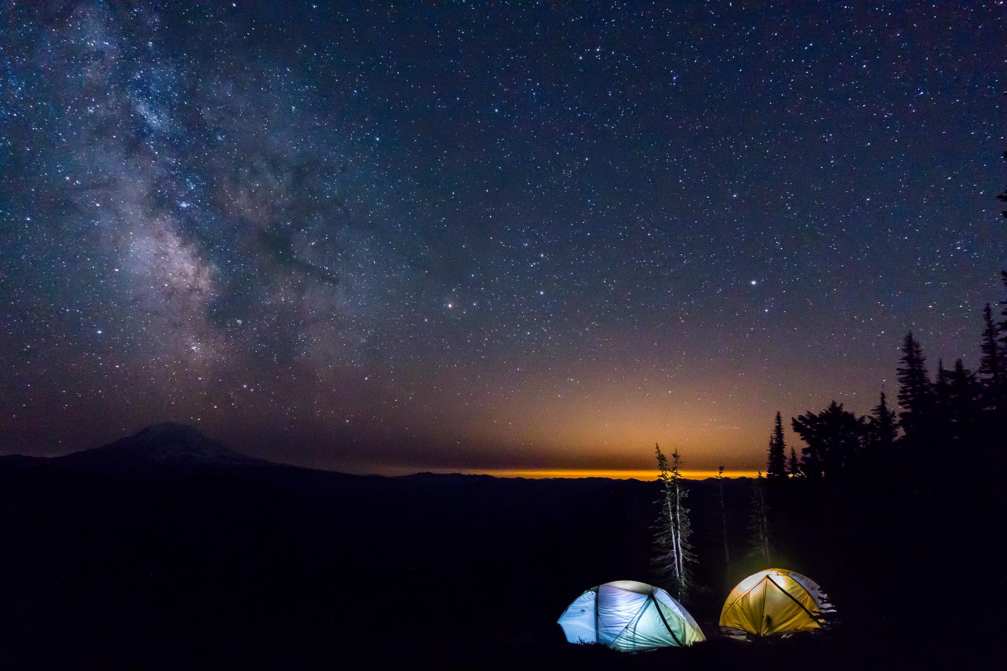 Tents at night. Photo by Patrick Sloan.jpg