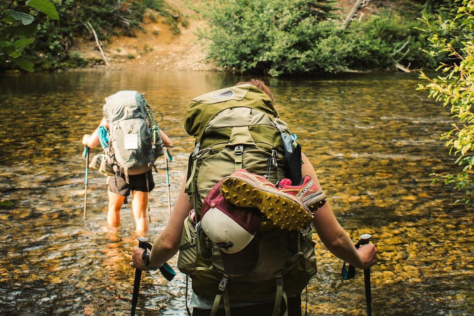 How to Navigate Water Crossings