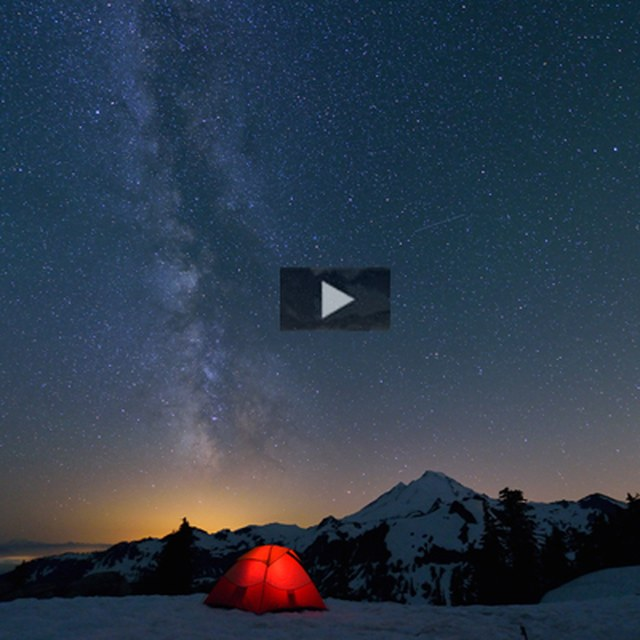 See the slideshow of the 2012 Photo Contest Winners, including this Mount Baker Milky Way winner by Lijuan Guo