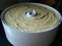 Dehydrating Hummus