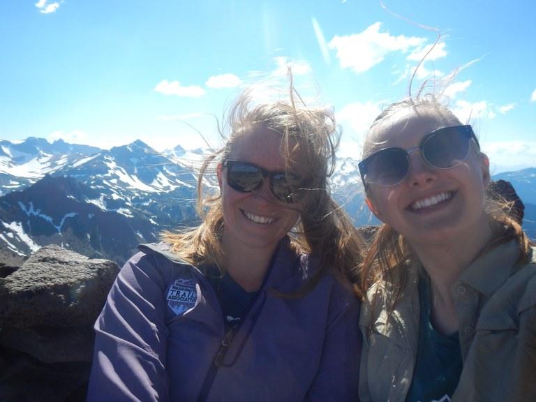 anna and rachel at Bear Creek Mountain_anna roth.jpeg