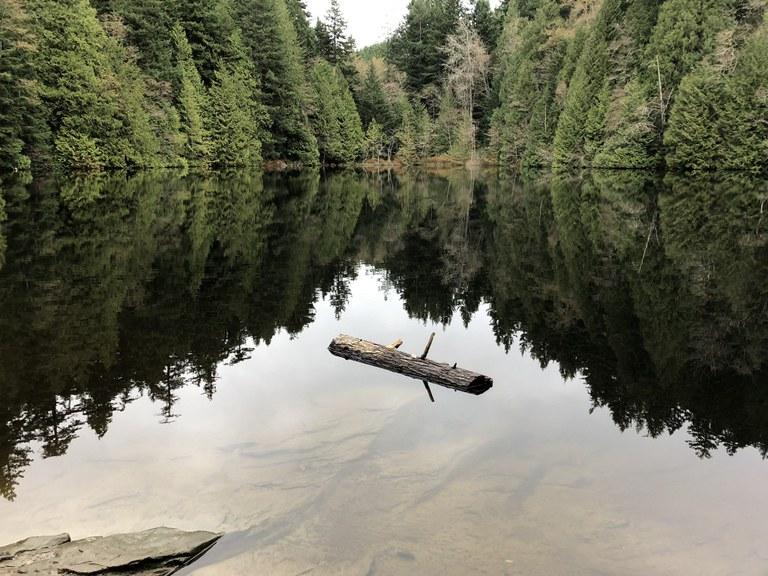 Frangrance Lake. Photo by Christina Hickman.