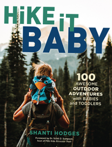 Hike It Baby book cover.