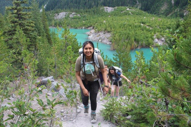 Latina Trail Crew