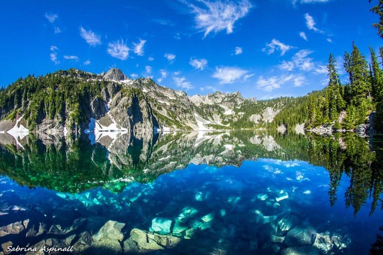 Snow Lake - Snoqualmie Pass