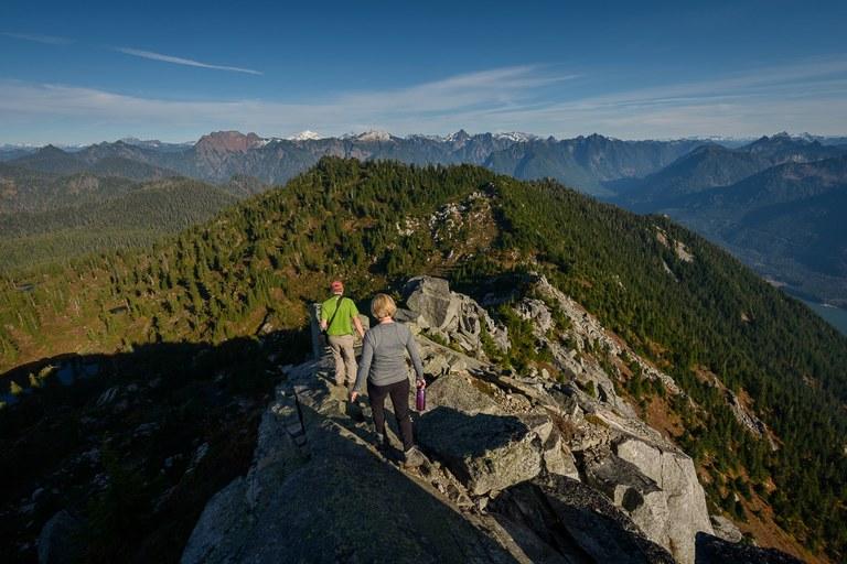 Walt Bailey Trail by Jason Neueburg