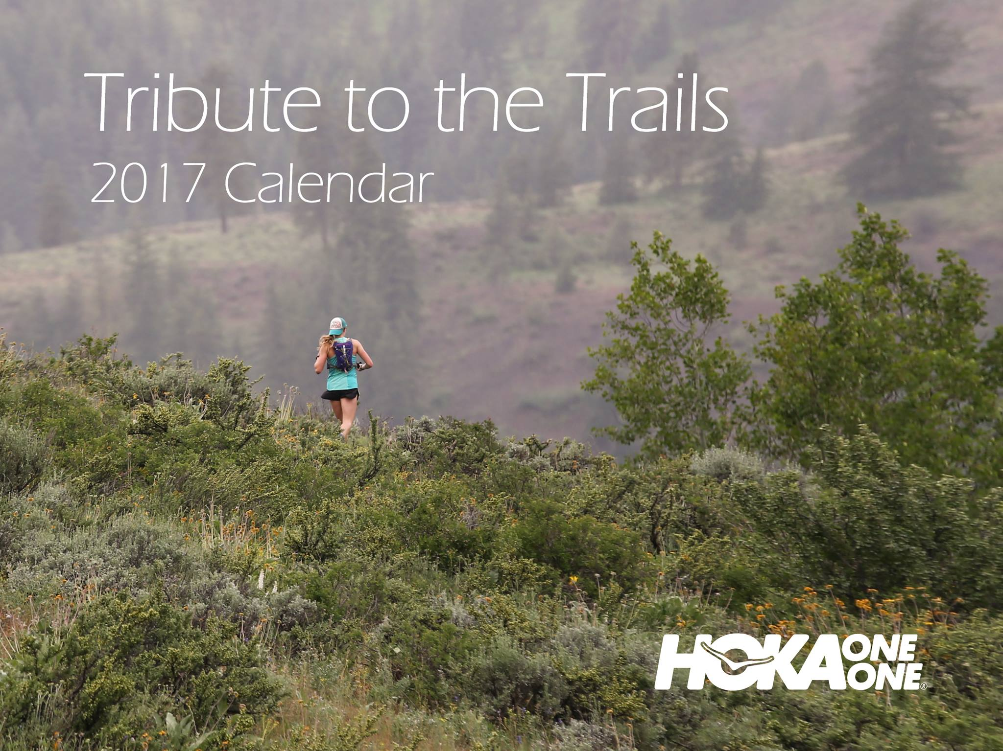 The Tribute to the Trails 2016 Calendar