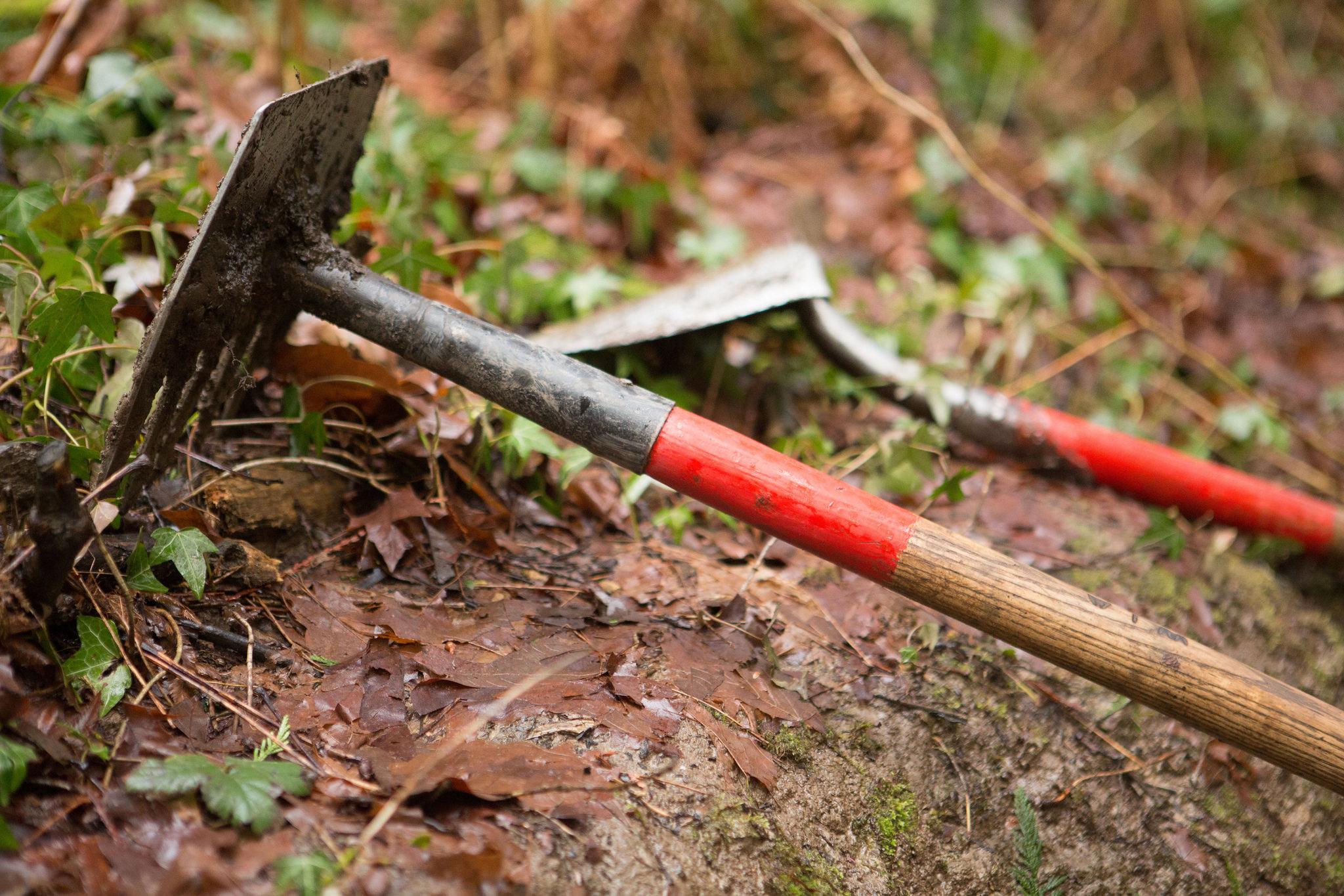 Tools on trail emma cassidy