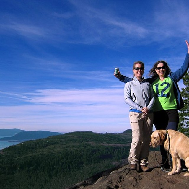 Oyster Dome Seahawks Pride