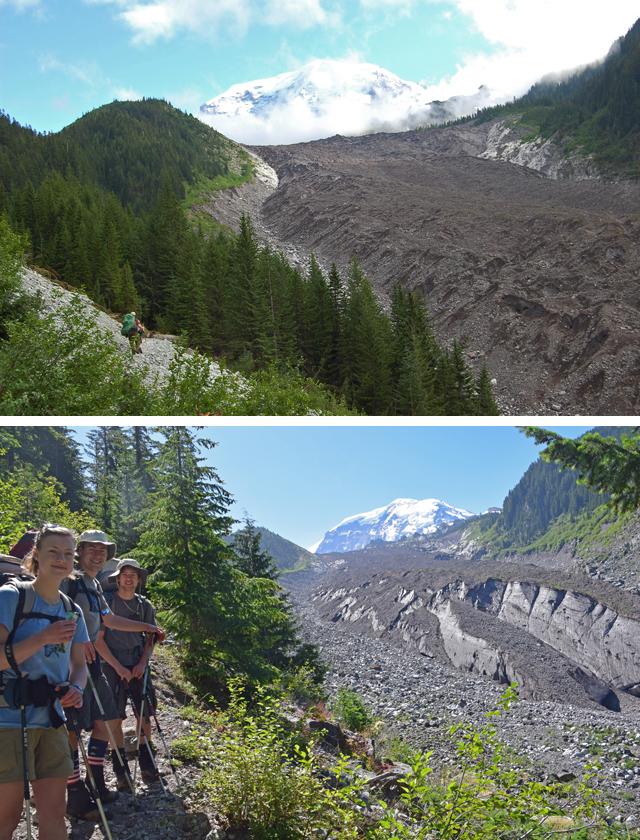 Carbon Glacier comparison colleen ponto