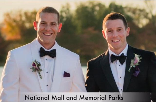 Public Lands wedding DOI