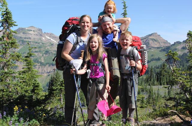felchlin family at lily basin lorelei felchlin