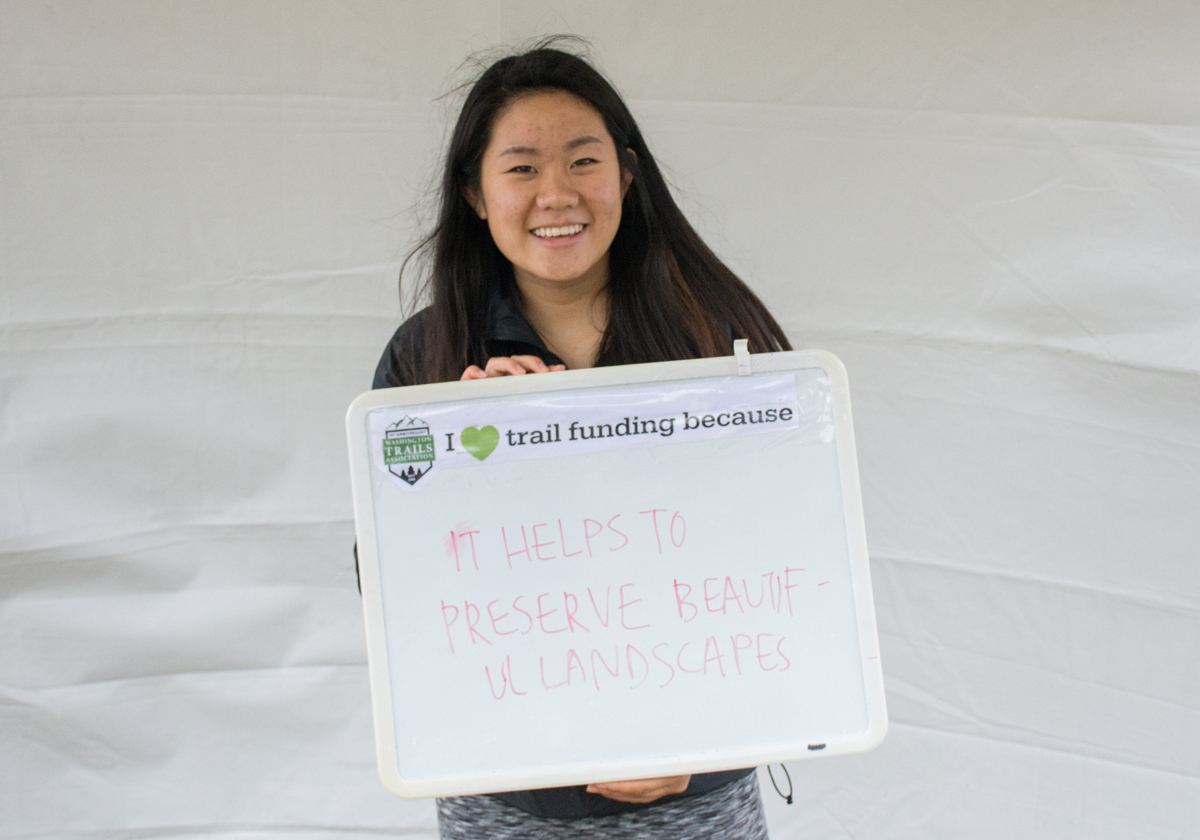 Advocacy photo booth