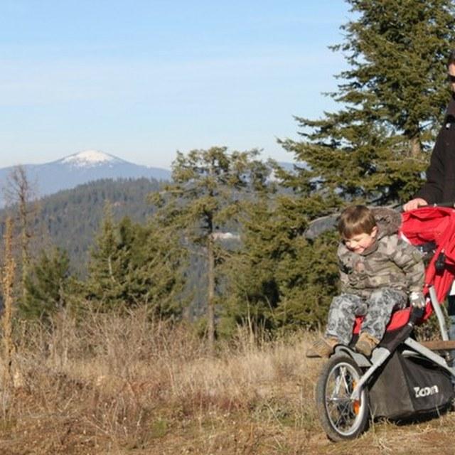 Spokane Family Antoine Peak