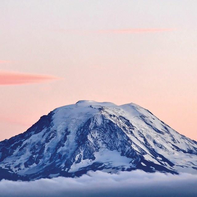 Mount Adams Doug Diekema