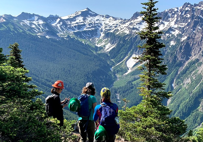 Get Ready to Sign Up for Backcountry Trips — Washington Trails Association