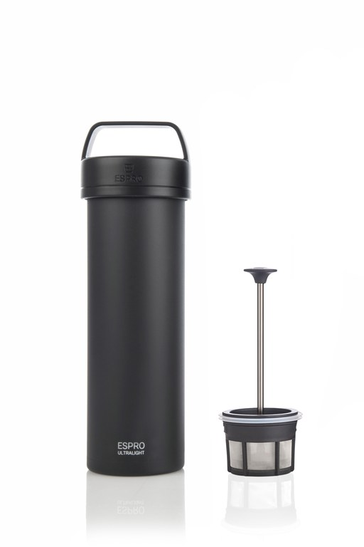 ESPRO Matte Black with Microfilter ESPRO Ultralight Travel Press for Coffee 12 oz Matte Black with Microfilter.jpg