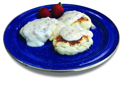 Biscuits and Gravy Food Feature