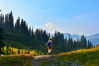 Hiker Headlines: Celebrate Trails, Park Planning, Maps in Libraries, Wildfires