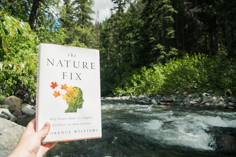The Nature Fix book