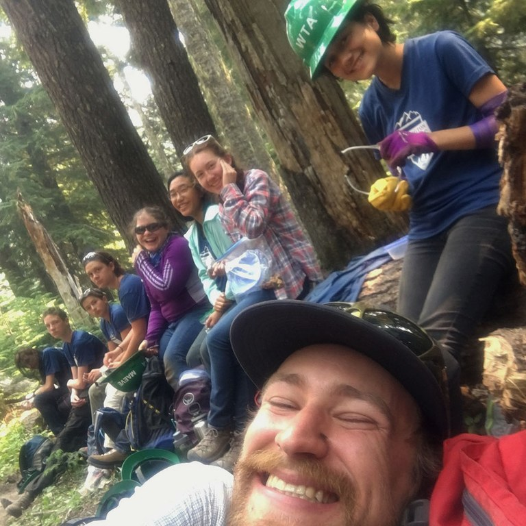 Smiles in camp_jacob mandell