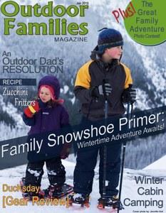Outdoors Families Magazine