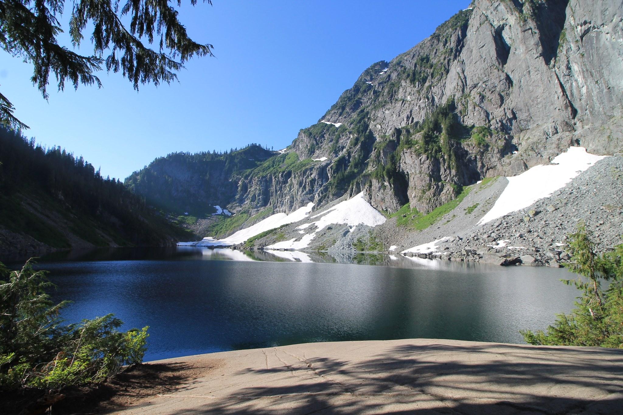 Lake Serene by hikershan