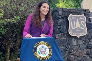 WTA Joins with Rep. Kim Schrier to Promote Funding for Trails and Roads