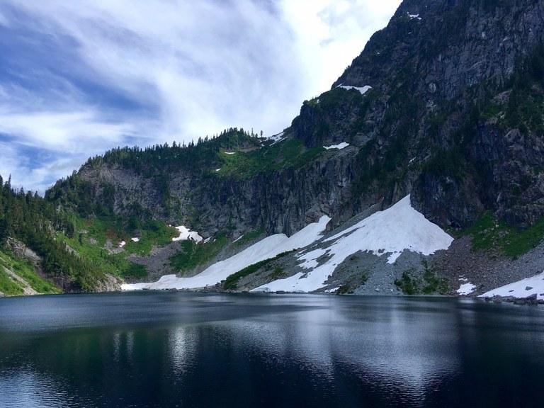 More than 45,000 hikers visit Lake Serene each year. Photo by sarah_bate..jpg
