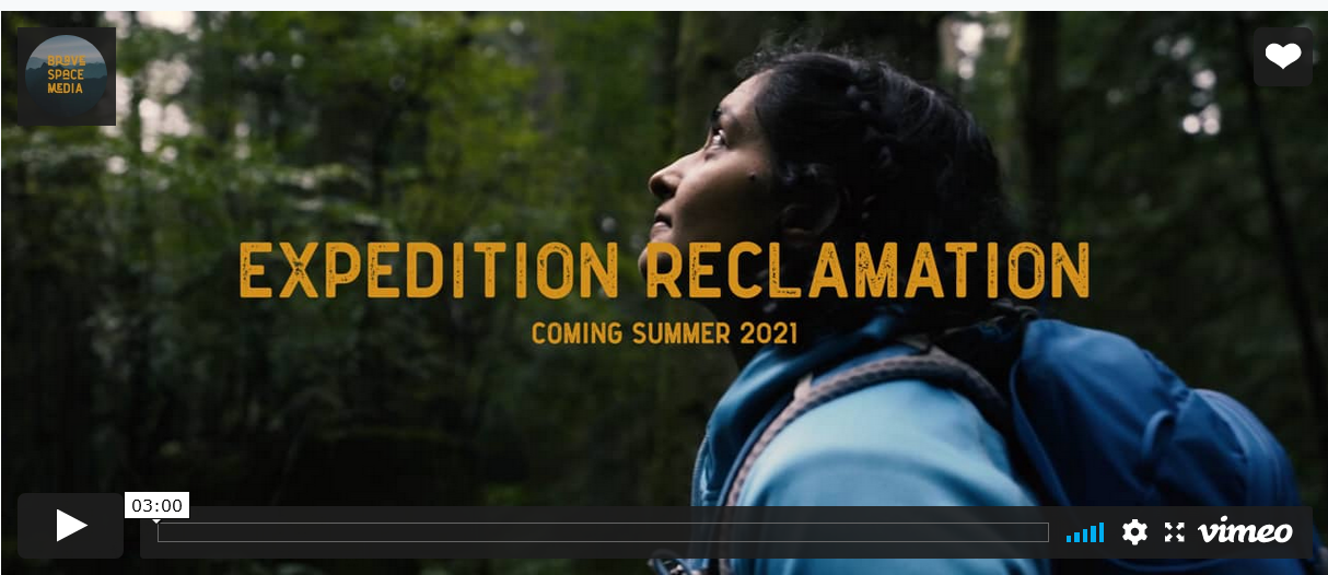 Expedition Reclamation trailer