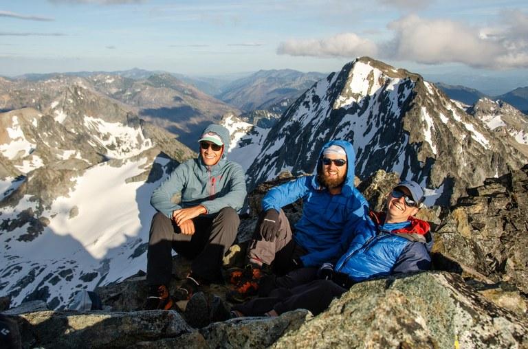 The Great Spider Meadows Boot Return — Washington Trails Association