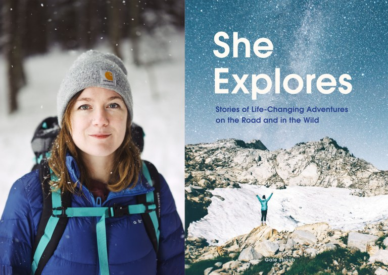 She Explores and Gale Straub