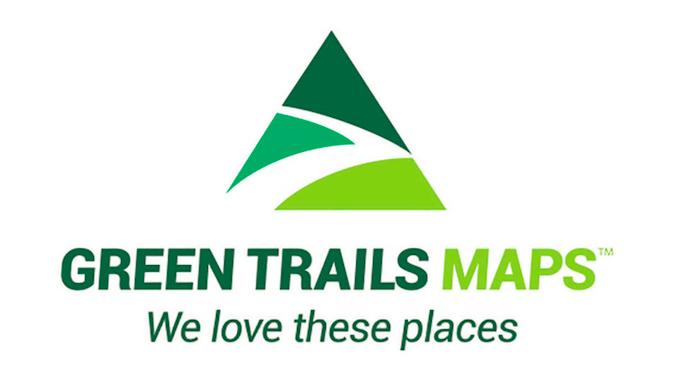 Green Trails Maps logo