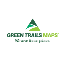 GreenTrails Maps logo