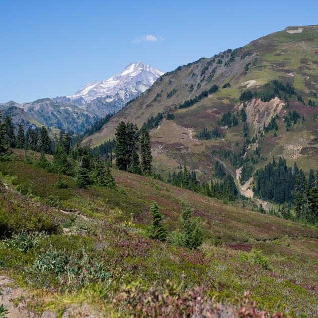 Pacific Crest Trail (PCT) Indian Pass erik haugen goodman