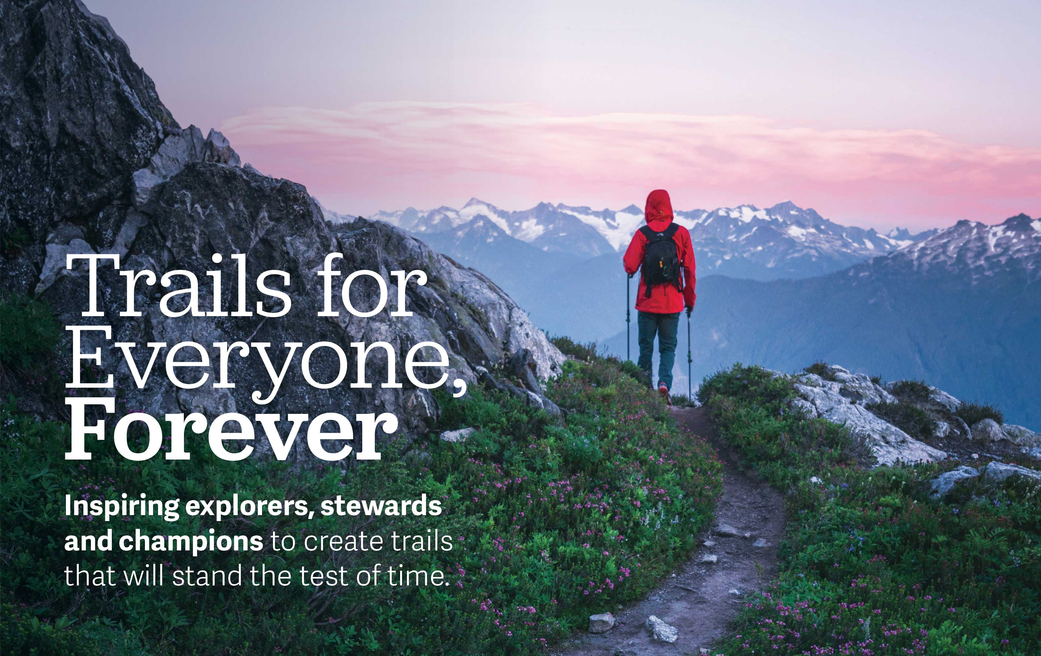 trails for everyone, forever
